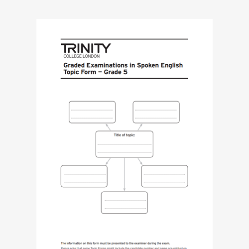 Grade-5-topic-form