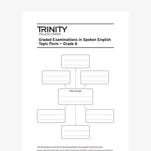 Grade-6-topic-form