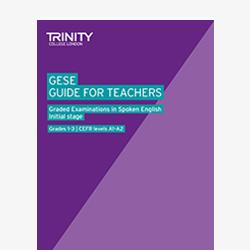 Guide GESE Grade 1-3