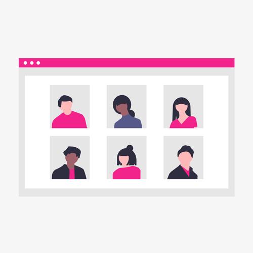 Webinar-Pink